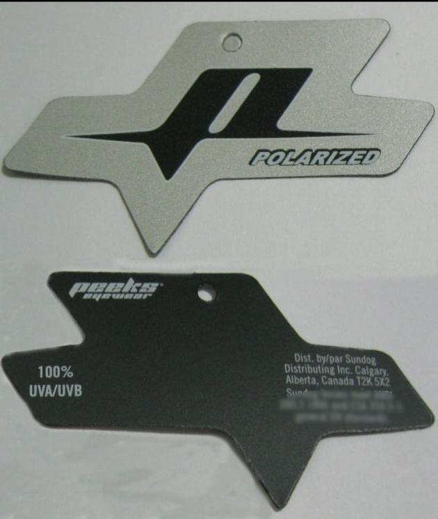 黑霧PVC吊牌 3