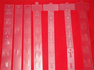 PP塑膠掛條 1