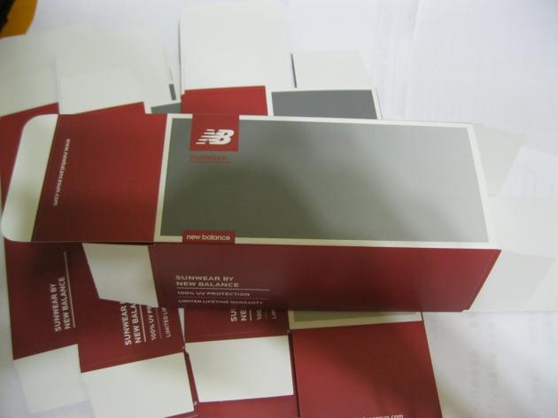 包裝紙盒 8