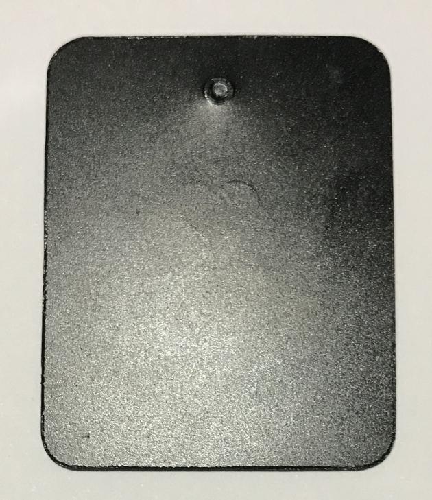 黑霧PVC吊牌 5